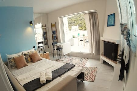 Saint Lycabettus loft - Apartment