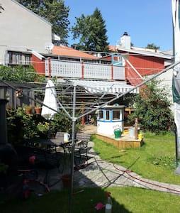Cosy loft in Halden city - Halden - Podkroví
