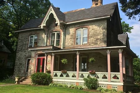 Historic Home near U of R - Rochester - Apartment