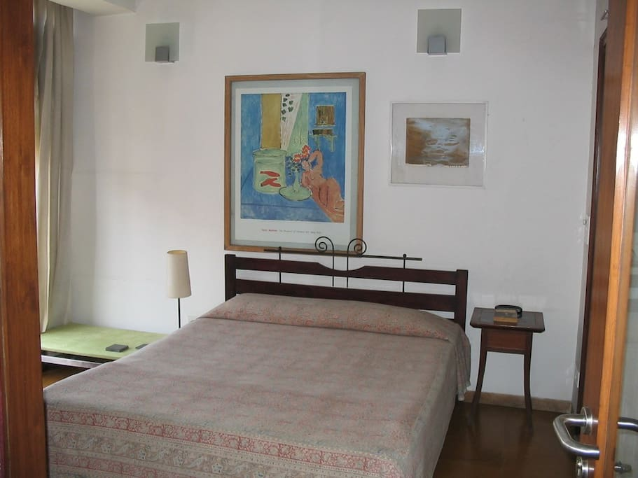 Bedroom, another View