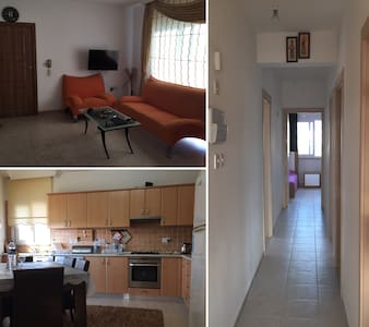 Apartment for rent in Alsancak, Girne.105 sq.m. - Girne