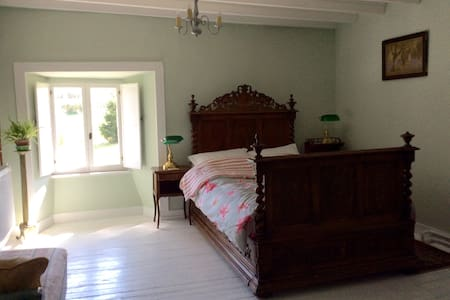 Beautiful room in farmhouse - Hus
