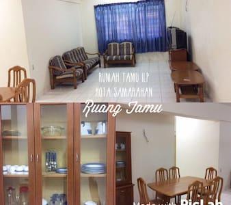 Guesthouse in Kota Samarahan. Near to Unimas, UiTM - Domek gościnny