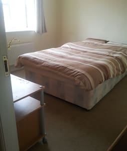A comfortable room in a 3 bed house