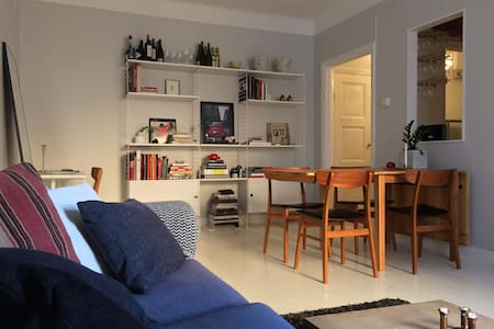 Lovely apartment in SoFo, Södermalm