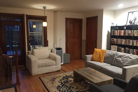 Perfect, 1 block from Central Park - New York - Apartment