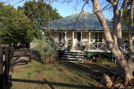 Country BnB in Fernvale QLD - Hus