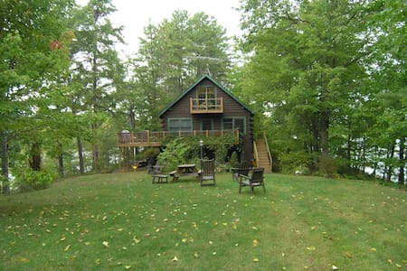 Cozy Lake Ossipee All Season Cabin - Ház