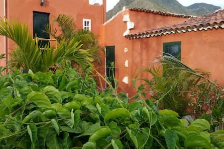 Casa Típica Canaria siglo XVIII - Bajamar - Haus