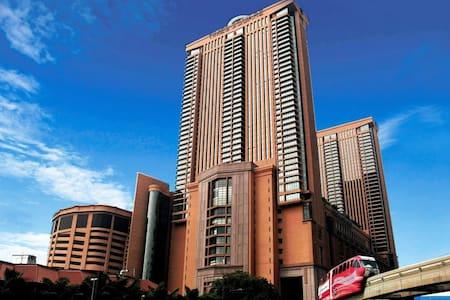 Berjaya Times Square @ Kuala Lumpur City with Wifi - Lägenhet