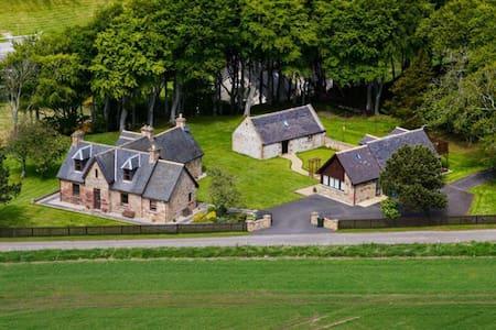 Beautiful Holiday House & Cottage - Nigg - Kabin