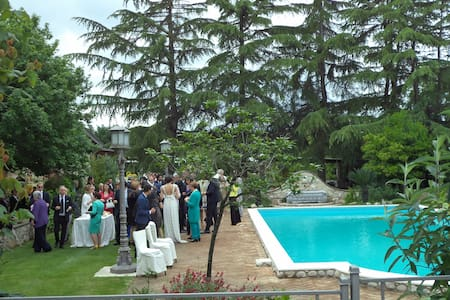Villa Storica - Montopoli di Sabina - Bed & Breakfast