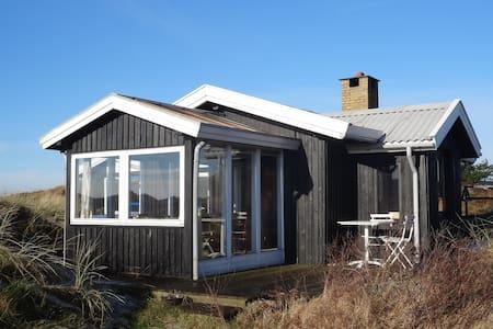 Du er tæt på både fjord og hav