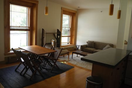 Historic Vacation Rental - Third floor apt. - Wohnung
