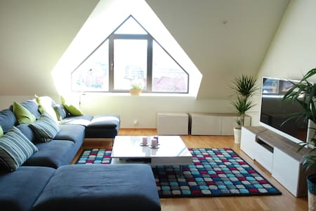 Confortable Private Room + Breakfas - Bergen