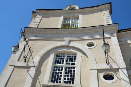 La vue de château à Commercy 5* - Commercy - House