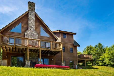 Powder Ridge Mountain Retreat - Ház