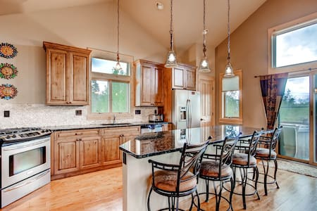 Beautiful 5 Level Luxury Lodge - Silverthorne - House