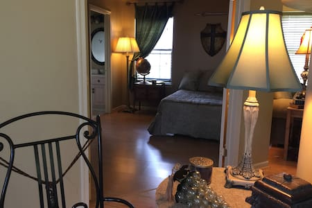 The Gold Room - Lovely & Restful - Egg Harbor Township - Hus