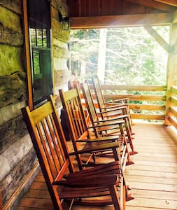 Brand New Log Cabin in the Endless Mountains - Williamsport - Chalet