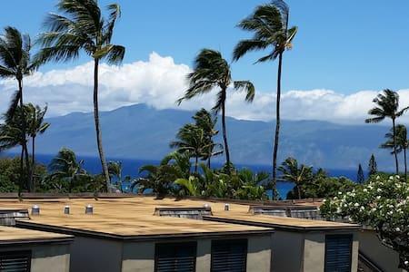Maui Hawaii Oceanview Studio Napili - Lahaina - Condominium