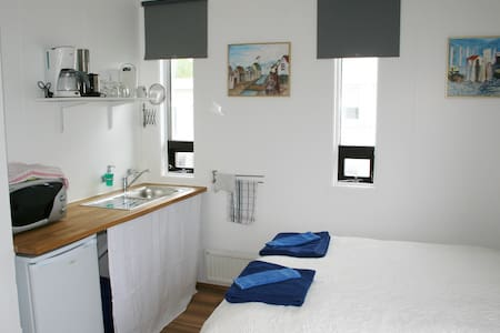 Small Apartrment at Hotel Bjarg - Wohnung