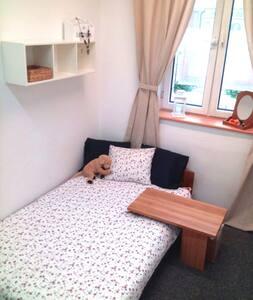 Cozy double room in Krakow