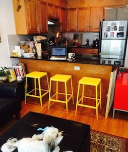 ENTIRE, SUNNY APT IN HEART OF LIC - Queens - Apartment
