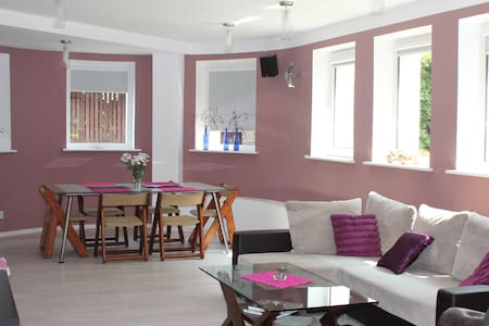apartment with garden, 4 persons