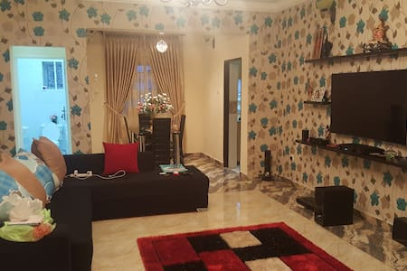 Home away from Home _luxury and clean space - Port Harcourt - Wohnung