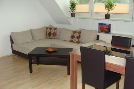 Gemütliche Couch + eigener TV - Essen - Apartment