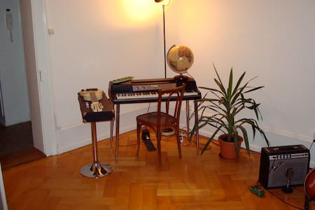 1 Room in beautiful Bern
