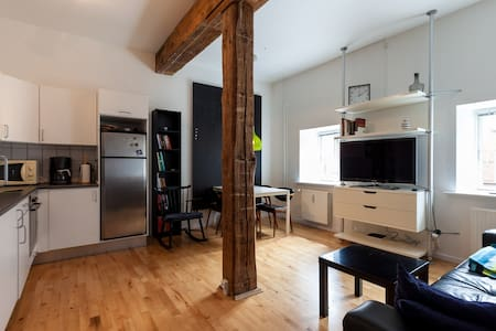 Apartment in the centre of Aarhus - Aarhus - Apartamento