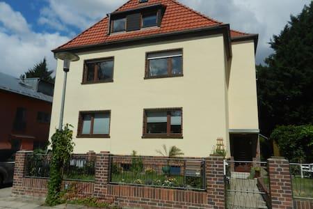Dachgeschosswohnung in ruhiger Lage - Halle (Saale)