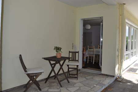 Apartment in Central Bad Nauheim - House