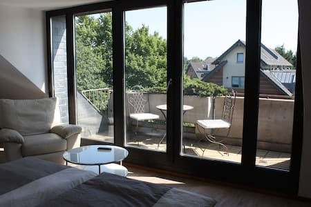 Messe-Monteur-Zimmer bei Düsseldorf - Huis