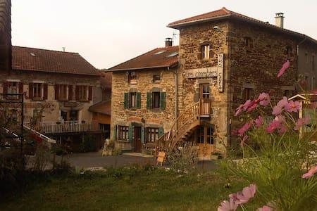 Les chambres d'à côté - Berbezit - Bed & Breakfast