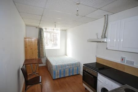 Compact Studio in Central London