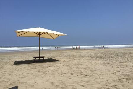 Casa de playa al sur de Lima