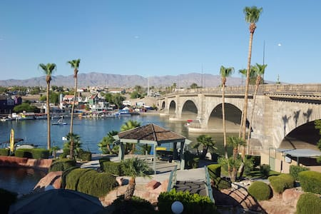 Brand New Island Lake House! - Lake Havasu City - Hus