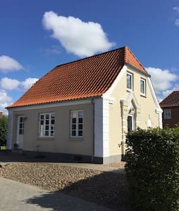 Charming little house in Ribe