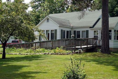 Beautiful Home on Manitowish River - Ház