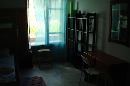 Private room for summer backpackers - Apartment