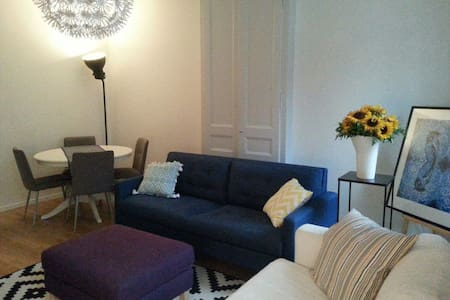 Cosy comfortable flat in the city - Neuchâtel - Appartement