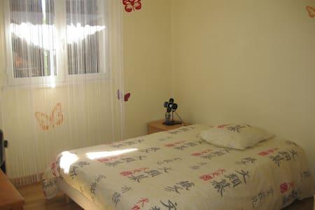 Chambre avec SDB + WC + Vue exceptionnelle - Castres - House