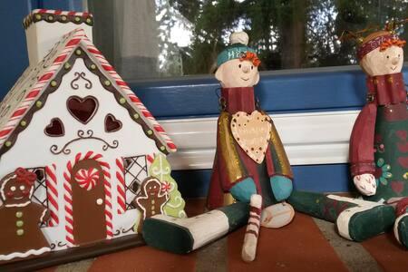 Kinderferienhaus Hänsel und Gretel - House