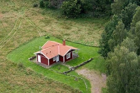 Stuga i lantlig idyll - Cottage