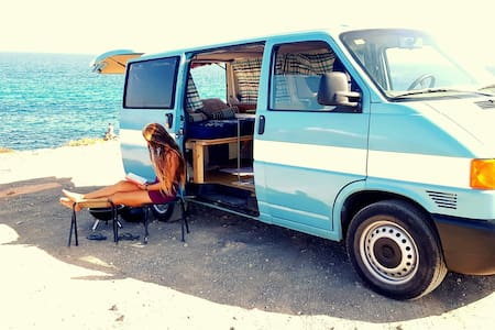 Home is where you park it. Rent your vw campervan! - Wóz Kempingowy/RV