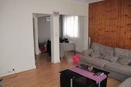 Lumineux appartement de 68m2