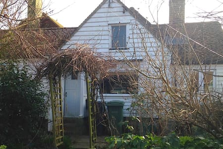 Charming cottage in Rye Harbour - Rye Harbour - Bungalow